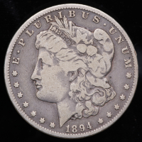 1894-O Morgan Silver Dollar at PristineAuction.com
