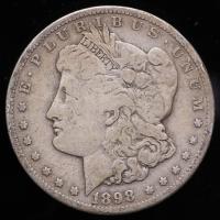 1898-S Morgan Silver Dollar at PristineAuction.com