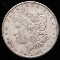 1900-S Morgan Silver Dollar at PristineAuction.com