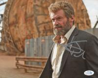 "Hugh Jackman Signed ""Logan"" 8x10 Photo (AutographCOA COA) at PristineAuction.com"