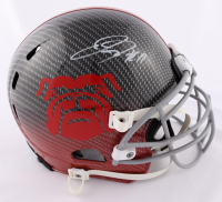 Jake Fromm Signed Georgia Bulldogs Xenith Hydro-Dipped Full-Size Helmet (Beckett COA) at PristineAuction.com