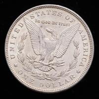 1896 Morgan Silver Dollar at PristineAuction.com