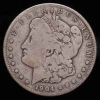 1904-S Morgan Silver Dollar at PristineAuction.com