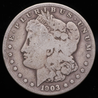 1903-S Morgan Silver Dollar at PristineAuction.com