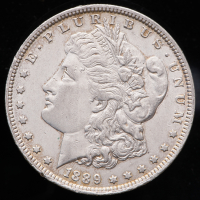 1889-O Morgan Silver Dollar at PristineAuction.com