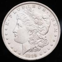 1889-O Morgan Silver Dollar at PristineAuction.com
