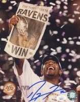 Ray Lewis Signed Ravens 8x10 Photo (JSA COA) at PristineAuction.com