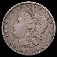 1896-O Morgan Silver Dollar at PristineAuction.com