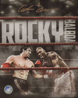 "Antonio Tarver Signed ""Rocky Balboa"" 8x10 Photo (Pro Player Hologram) at PristineAuction.com"