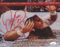 Mick Foley Signed 8x10 Photo (JSA COA) at PristineAuction.com