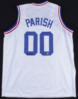 Robert Parish Signed Jersey (TriStar Hologram) at PristineAuction.com