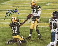 Davante Adams Signed Packers 8x10 Photo (JSA COA) at PristineAuction.com