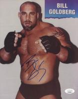 Bill Goldberg Signed 8x10 Photo (JSA COA) at PristineAuction.com