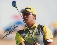 Hideki Matsuyama Signed 8x10 Photo (JSA COA) at PristineAuction.com