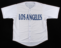 Vin Scully Signed Jersey (PSA COA) at PristineAuction.com