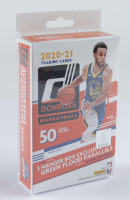 2020 Panini Donruss Basketball Hanger Box with (50) Cards at PristineAuction.com