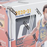 2020-21 Panini Donruss Basketball Blaster Box of (88) Cards (See Description) at PristineAuction.com