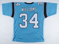 DeAngelo Williams Signed Jersey (PSA COA) at PristineAuction.com