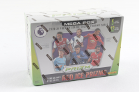 2020-21 Panini Prizm Premier League Soccer Mega Box with (12) Packs at PristineAuction.com