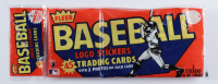 1983 Fleer Baseball Rack Pack with (45) Cards at PristineAuction.com