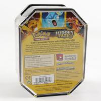 Pokemon TCG: Hidden Fates Tin - Raichu at PristineAuction.com