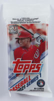 2021 Topps Series 1 Baseball Pack with (40) Cards at PristineAuction.com