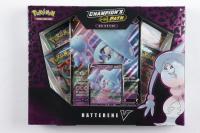 Pokemon Champion's Path Hatterene V Collection Box at PristineAuction.com