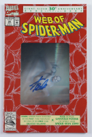 "Stan Lee Signed 1992 ""Web of Spiderman"" Issue #90 Marvel 30th Anniversary Issue Comic Book (JSA COA) at PristineAuction.com"