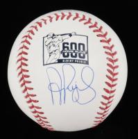 Albert Pujols Signed OML Baseball (JSA COA) at PristineAuction.com