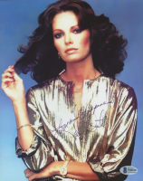 """Jaclyn Smith Signed 8x10 Photo Inscribed """"Love and Happiness!"""" (Beckett COA) at PristineAuction.com"""