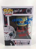 "Ari Lehman Signed ""Friday the 13th"" #1 Jason Voorhees Funko Pop! Vinyl Figure Inscribed ""Crystal Lake Killer!"" & ""Jason 1"" (Beckett COA) at PristineAuction.com"