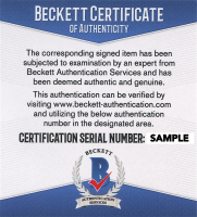 Darrell Waltrip Signed 8x10 Photo (Beckett COA) at PristineAuction.com