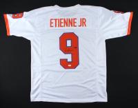 Travis Etienne Signed Jersey (JSA COA) at PristineAuction.com