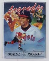 1991 Angels Official Program at PristineAuction.com