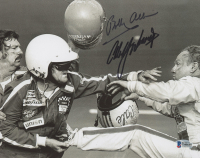 Cale Yarborough & Bobby Allison Signed 8x10 Photo (Beckett COA) at PristineAuction.com