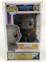 "Dave Bautista Signed ""Guardians of the Galaxy Vol.2"" #200 Drax Funko Pop! Vinyl Figure (JSA COA) at PristineAuction.com"