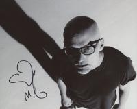 Moby Signed 8x10 Photo (AutographCOA COA) at PristineAuction.com