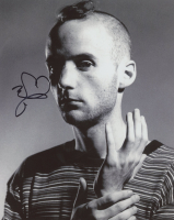 Moby Signed 8x10 Photo (AutographCOA COA) at PristineAuction.com