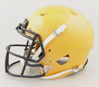 Shawne Merriman Signed Full-Size Authentic On-Field Hydro-Dipped Helmet (Beckett COA) (See Description) at PristineAuction.com