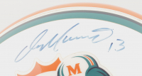 Dan Marino Signed Dolphins Full-Size Authentic On-Field Helmet (Beckett Hologram & Marino Hologram) (See Description) at PristineAuction.com