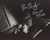 """Brian Dennehy Signed """"First Blood"""" 8x10 Photo Inscribed """"Sheriff Teasle"""" (AutographCOA COA) at PristineAuction.com"""