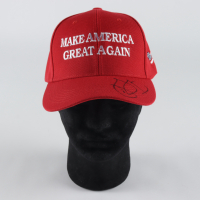 "Ivanka Trump Signed ""Make America Great Again"" Adjustable Hat (JSA COA) at PristineAuction.com"