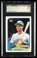 Ken Griffey Jr. 1989 Topps Traded #41T RC (SGC 8.5) at PristineAuction.com