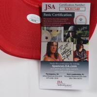 "Donald Trump Jr. Signed ""Make America Great Again"" Adjustable Hat (JSA COA) at PristineAuction.com"