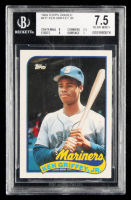 Ken Griffey Jr. 1989 Topps Traded #41T RC (BGS 7.5) at PristineAuction.com