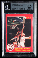 Dominique Wilkins 1984-85 Star #76 (BGS 8.5) at PristineAuction.com