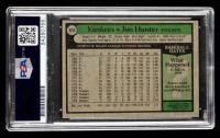 "Jim ""Catfish"" Hunter Signed 1979 Topps #670 DP (PSA Encapsulated) at PristineAuction.com"