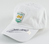 Jeff Gordon Signed 2017 24 Hours of Daytona Adjustable Hat (Gordon Hologram) at PristineAuction.com