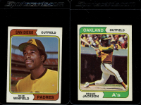 """""""1974 TOPPS BASEBALL COMPLETE SET BREAK"""" MYSTERY BOX– 20 CARDS PER BOX at PristineAuction.com"""