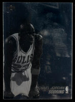 Michael Jordan 1991-92 Upper Deck Award Winner Holograms #AW1 Scoring Leader at PristineAuction.com